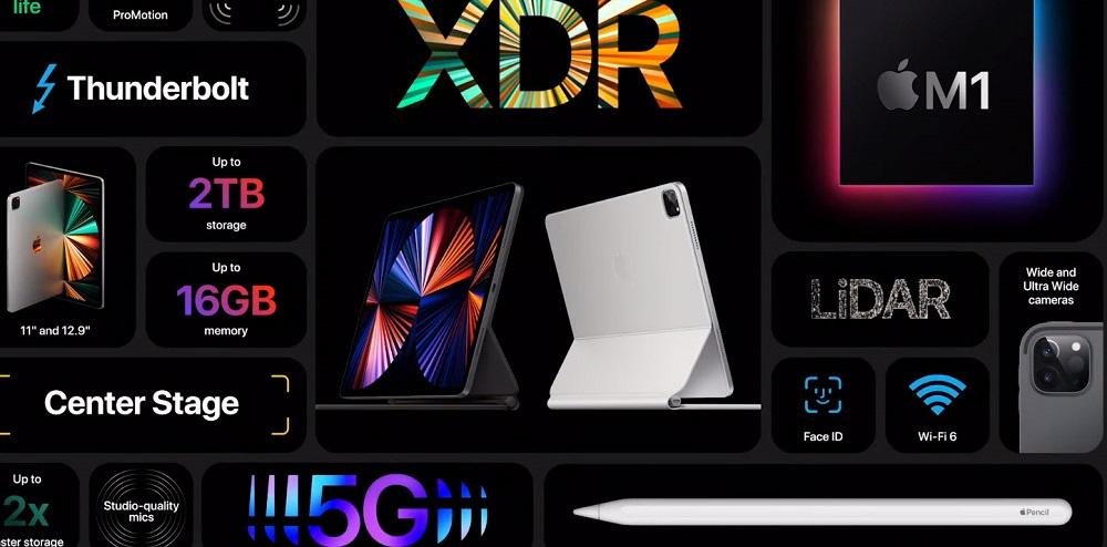 Apple iPad Pro 12,9 2021