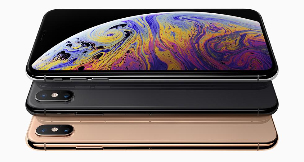 материал iPhone XS Max