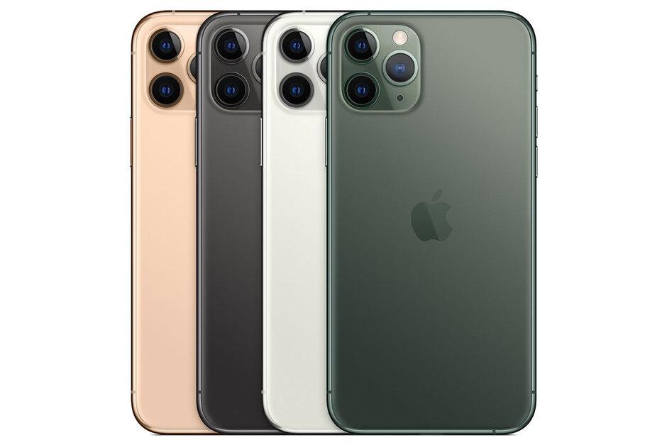 новый iPhone 11