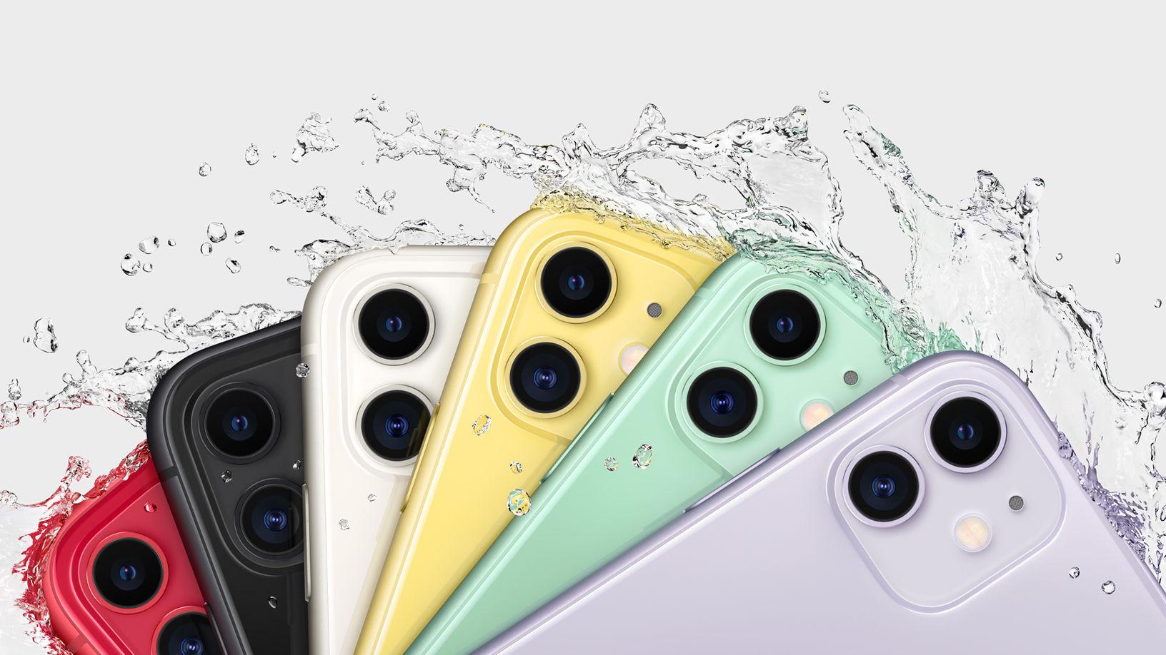 защита от воды Айфон 11