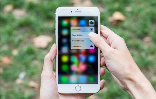 описание iPhone 6S
